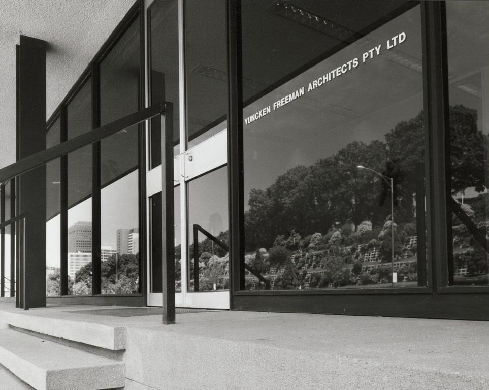 Proposed Facadism in West Melbourne: Yuncken Freeman Modernist office-block under threat