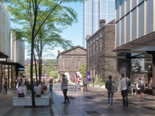 New plans for Pentridge Prison to be considered by Heritage Victoria